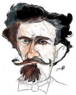 Ramon Verea. Retrato de Eulogia Merle
