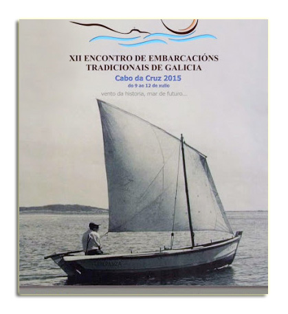 Copia Folleto Encontro de Embarcacións Tradicionais de Galicia