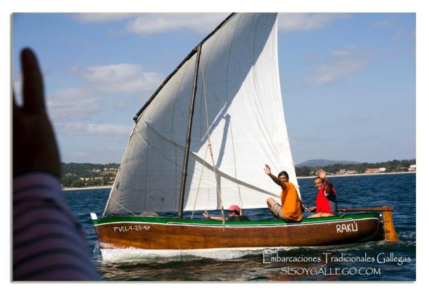 Embarcaciones Tradicionales Gallegas