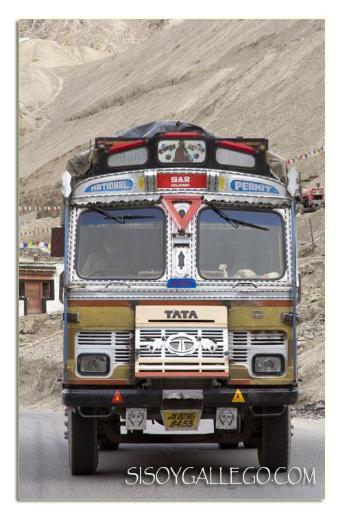 Camiones y más camiones, siempre personalizados