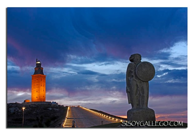 20_Breogán, Torre Hércules, Torre Breogán.