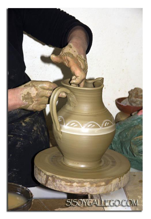 Bonxe.Ceramica.Artesania.Outeiro de Rei