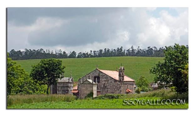 San Pedro do Allo.Capilla.Siglo XVI