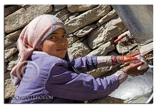 _1.Ladakh.Lavando vajilla