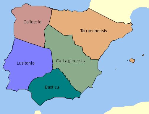 504px-Provincias.de.la.HispaniaRomana.Diocleciano