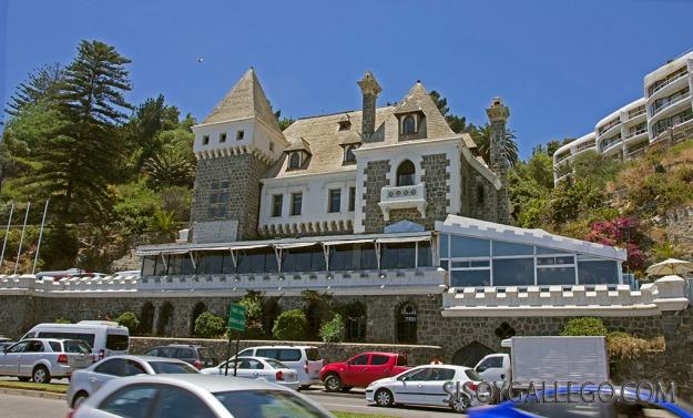 5.Restaurante Viña del Mar.