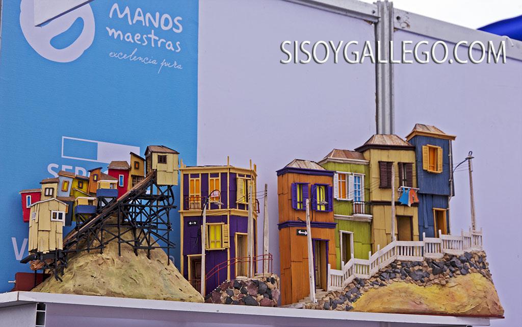 8.Artesania de Valparaiso.