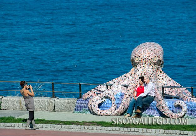 25..-Paseo Maritimo.Coruña