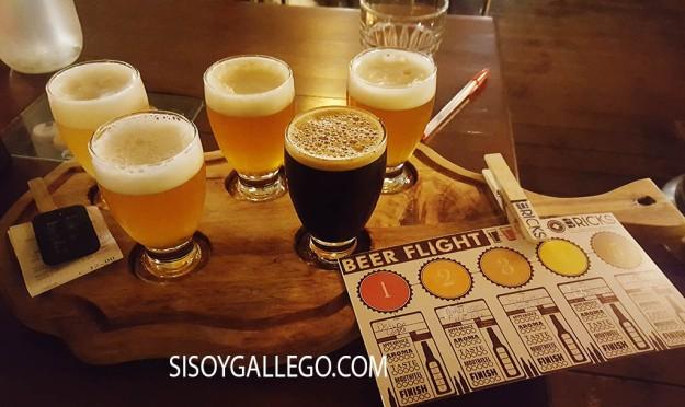 Cerveza y Queso.